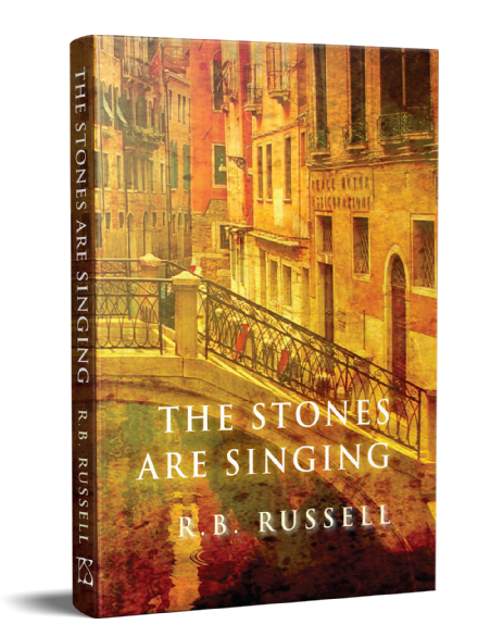 The Stones are Singing [signed hardcover] by R.B. Russell